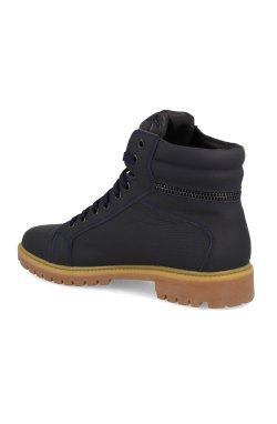 Мужские ботинки Forester Navy Shark 4534-89