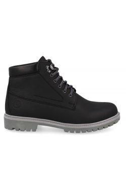 Мужские ботинки Forester Black Urbanity 8751-27
