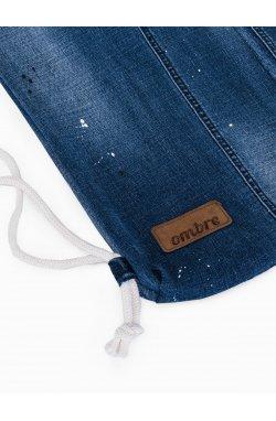 Рюкзак мужской A251 - jeans