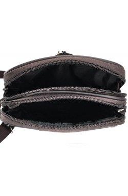 Мессенджер HD Leather NM24-2356C - Натуральная кожа, коричневый