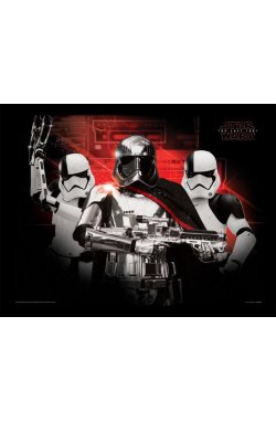Постер Star Wars The Last Jedi (Stormtrooper Team) - wos7787
