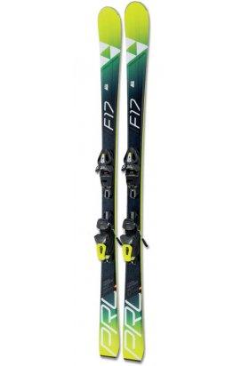 Горные лыжи Fisher Progressor F17 Twin