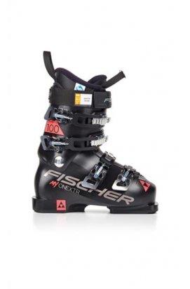 Черевики для гірських лиж Fisher My ONE XTR 100 black / black