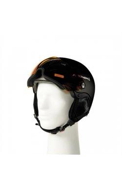 Ботинки для горных лыж Fisher Visor Helmet black