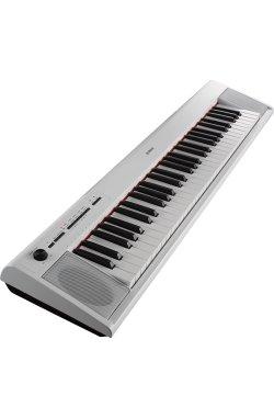 Сценическое цифровое пианино YAMAHA NP-12WH (+блок питания)