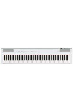 Сценическое цифровое пианино YAMAHA P-125 (WH) (+блок питания)