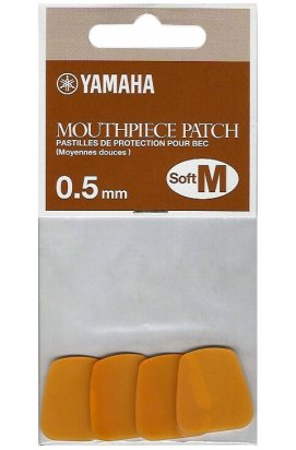 Лігатури, ковпачки, ліри YAMAHA Mouthpiece Patch M