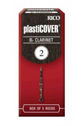Тростини для духових RICO Plasticover - Bb Clarinet # 2.0 - 5 Box
