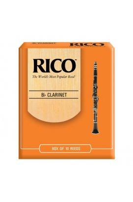Тростини для духових RICO Rico - Bb Clarinet # 2.5 - 10 Box