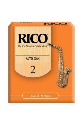 Тростини для духових RICO Rico - Alto Sax # 2.0 - 10 Box