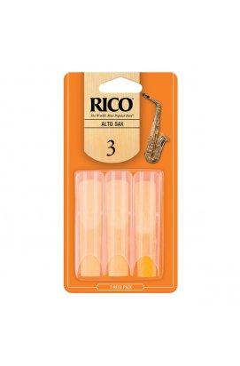 Тростини для духових RICO Rico - Alto Sax # 3.0 - 3-Pack