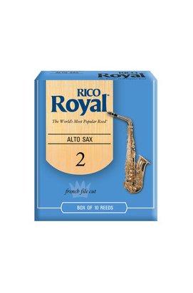 Тростини для духових RICO Rico Royal - Alto Sax # 2.0 - 10 Box