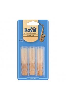 Тростини для духових RICO Rico Royal - Tenor Sax # 3.0 - 3-Pack