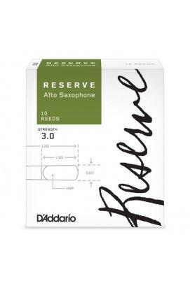 Тростини для духових D`ADDARIO Reserve - Alto Sax # 2.5 - 10 Box