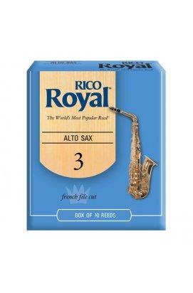 Тростини для духових RICO Rico Royal - Alto Sax # 3.0