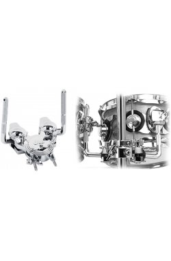 Стойки, механика для ударных DW DWSM992 DOUBLE TOM CLAMP w/ V MEMORY LOCK