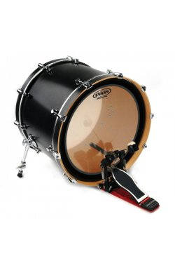 "Пластик для барабана EVANS BD22EMADHW 22"" EMAD CLEAR HEAVYWEIGHT"