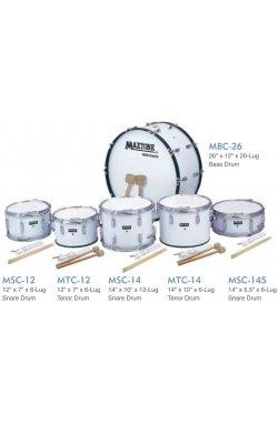 Маршевый барабан MAXTONE MBC26