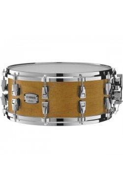 "Малый барабан YAMAHA AMS1460 14"" Absolute Hybrid Maple Snare (Vintage Natural)"