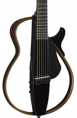 Silent гитара YAMAHA SLG200S (TBLK)