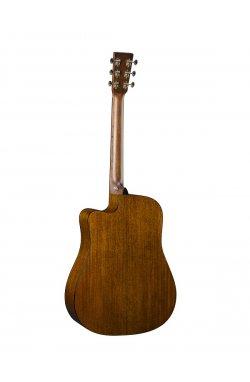Электро-акустическая гитара MARTIN DC-18E