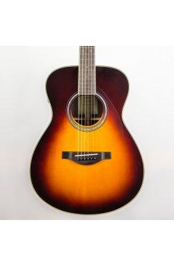 Электро-акустическая гитара YAMAHA LS-TA (Brown Sunburst)