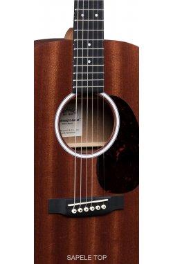 Электро-акустическая гитара MARTIN DJr-10E-01 Dreadnought Junior