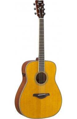 Электро-акустическая гитара YAMAHA FG-TA (Vintage Tint)