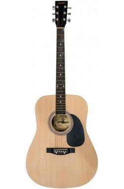 Акустическая гитара MAXTONE WGC4010 (NAT)