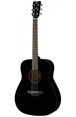 Акустическая гитара YAMAHA FG800 (BLK)
