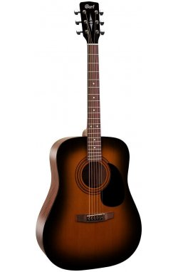 Акустическая гитара CORT AD810 (SSB)