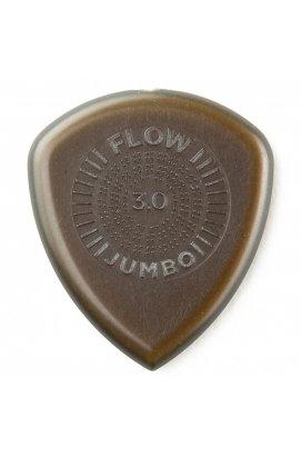 Медіатори DUNLOP 547P3.0 Flow Jumbo Pick 3.0