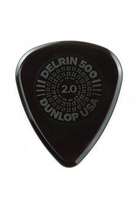 Медіатори DUNLOP 450P2.0 Prime Grip Delrin 500 Player's Pack 2.0