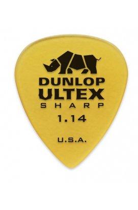 Медіатори DUNLOP 433P1.14 ULTEX SHARP PLAYER'S PACK 1.14
