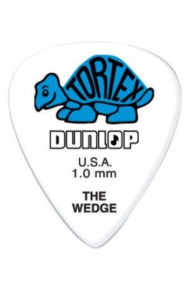 Медіатори DUNLOP 424P1.0 TORTEX WEDGE PLAYER'S PACK 1.0