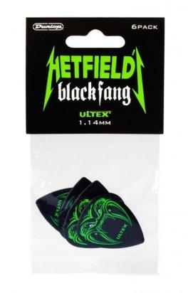 Медіатори DUNLOP PH112P.94 HETFIELD'S BLACK FANG PLAYER'S PACK 0.94