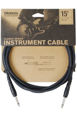 Кабель PLANET WAVES PW-CGT-15 Classic Series Instrument Cable 15ft