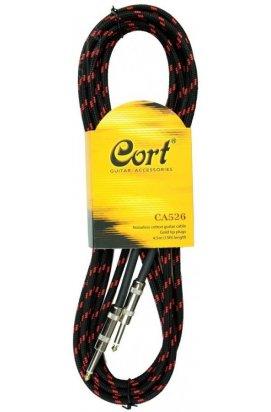 Кабель CORT CA526 (BK)