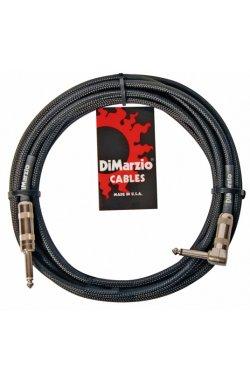 Кабель DIMARZIO EP1710SR INSTRUMENT CABLE 10ft (BLACK)