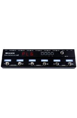 Футконтроллер MOOER PEDAL CONTROLLER PCL6