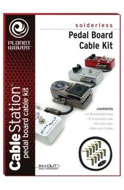 Кабель PLANET WAVES PW-GPKIT-10 DIY Solderless Pedalboard Cable Kit