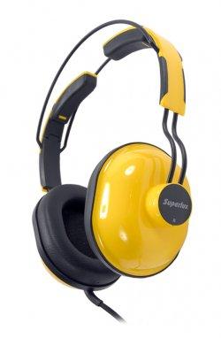 Наушники SUPERLUX HD-651 Yellow