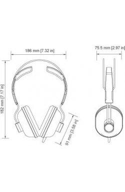 Наушники SUPERLUX HD-651 Grey