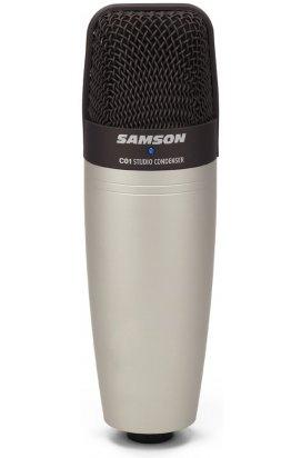 Мікрофон шнурової SAMSON C01