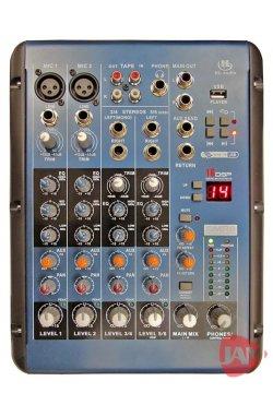 Микшерный пульт HL AUDIO SMR6