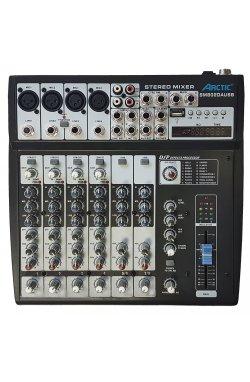 Микшерный пульт ARCTIC SM802D USB