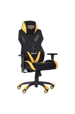 Кресло VR Racer Radical Wrex черный/желтый - AMF - 545595