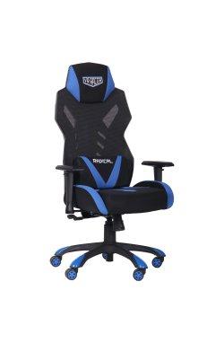 Кресло VR Racer Radical Krios черный/синий - AMF - 545593