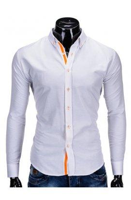 Рубашка мужская R300 - Белый