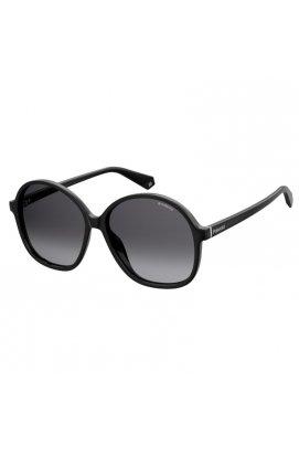 Солнцезащитные очки Polaroid PLD6095/S-807-WJ - квадратно-закругленная, Цвет линз - дымчатый градиентный